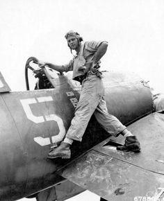 Corsair & Pilot (Ace)