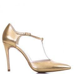 #CONDURbyalexandru #Shoes #2015 #Spring #Summer@1403 Auriu Shoes 2015, Ss 15, Stuart Weitzman, Spring Summer, Sandals, Fashion, Slide Sandals, Moda, Shoes Sandals