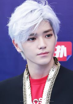I know this person is a real person,but seriously,his face is too anime-like. I love him,though. #TAEYONGPROTECTIONSQUAD #SAVETAEYONG #NCTFORLIFE