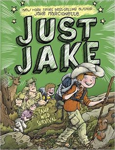 Víctor Rivas Ilustrador: Just Jake #3