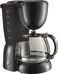 $4.99 Coffeemaker - 10 Cup Drip at dealsplus.com