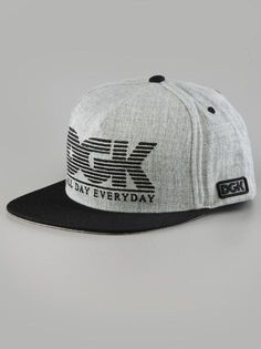 DGK All Day City Ath Heather Black  #DGK #Cap #Caps #Cup #Snapback