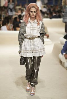 Ready-to-wear - CRUISE 2014/15 - Look 1 - CHANEL