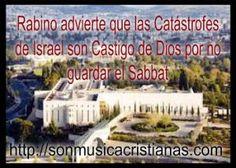 Rabino advierte que las Catástrofes de Israel son Castigo de Dios por no guardar…