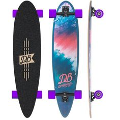 Waves 38 Complete | DB Longboards