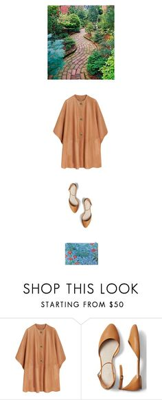 """""""Untitled #2366"""" by zoella ❤ liked on Polyvore featuring Mulberry, Gap and Gucci"""