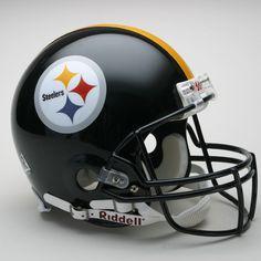 Pittsburgh Steelers Pro Line Helmet