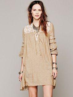 Free People Ties To Florence Dress