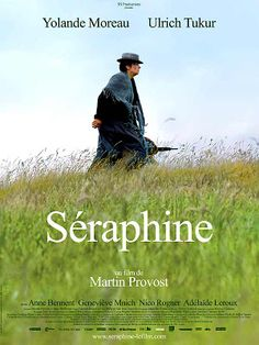 The story of artist Seraphine Louis of Senlis...an amazing artist.