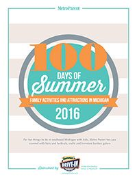 03ea2031307a 100 Days of Summer Family Activities and Attractions in Michigan - Detroit  and Ann Arbor Metro Parent