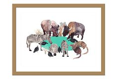 Michelle Morin, Watering Hole | 265.00-375.00 retail as shown | 149.00-189.00 OKL
