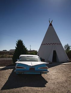 Teardrops and Teepees by preacher boy billy, via Flickr