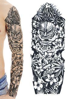 Pin od používateľa bianka bi na nástenke ● tattoos ○ самурайское тату, тату Octopus Tattoo Design, Maori Tattoo Designs, Tattoo Sleeve Designs, Sleeve Tattoos, Tattoo Sleves, Tattoo Maori, Tiki Tattoo, Totem Tattoo, Neue Tattoos