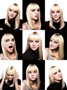 Anna Faris. Photos by Art Streiber for New York magazine, Fall Preview 2013 issue.