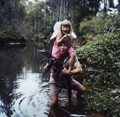 Happy birthday to the man who inspired so many of us. Steve taught us how important it is to respect animals and follow your dreams. The world will never have another Crocodile hunter.    #steveirwin #crocodilehunter #happybirthday