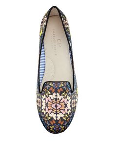 #BGSale - Pretty, kaleidoscopic prints on the most comfortable shoes you'll ever wear. They're Charles Chang Lima.
