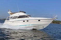 1995 Fairline Phantom 37 Airbrush Designs, Yachts, Boats, Ships, Boat, Ship