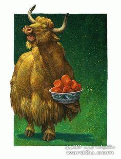 Image detail for -... للفنان Scott Gustafson - منتديات ورد للفنون