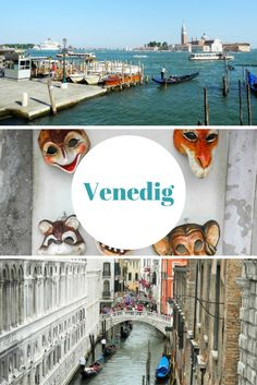 Venedig - Venice, Italien - Italy / Artikel im Reiseblog: Mein wunderbares Venedig - 5 Tipps und 2 Warnungen