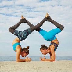 Yoga Challenge De 2 Faciles Para Ninos Abc News