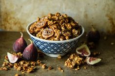Pumpkin Fig Coconut Granola