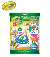 $1.00 off any Crayola Color Wonder product