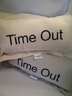 Time Out Ultra Suede Pillow Baby Pillows, Time Out, Baby Kids, Kids Pillows