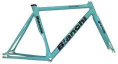 Bianchi 2014  Super Pista frameset