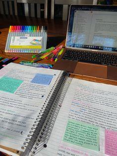 College Notes, School Notes, School Motivation, Study Motivation, Universidad Ideas, Muji Pens, Pretty Notes, School Study Tips, Study Inspiration