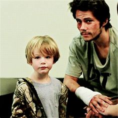 His boy was adorable but it made it that much more heartbreaking to realize he could have left a family behind Dylan O'brien, Teen Wolf Dylan, Teen Wolf Cast, Dylan O Brien Gif, Dylan O Brien Cute, Stiles, O Daddy, Deepwater Horizon, Teen Wolf Quotes