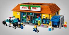 El panda del dollar ha conseguido este regalo para ti - LEGO Los Simpson – El badulaque