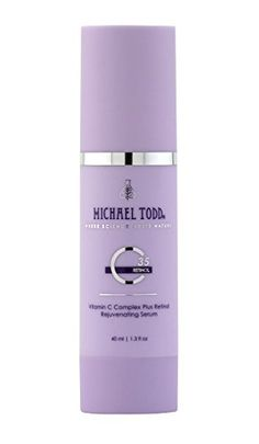 Michael Todd  C35X Retinol Serum Vitamin C Retinol Complex Improves The Appearance of Dark Spots Fine Lines Enlarged Pores and Uneven Textured Skin 13 Ounces * Click image for more details. (Note:Amazon affiliate link)