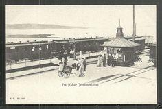 Hamar jernbanestation. Foto: Normann Train Stations, Norway, Paris Skyline, Places, Travel, Viajes, Destinations, Traveling, Trips