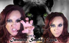 Intense Smoky Eyes|Elegantissimi Neve Cosmetics|Trucco Sera elegante