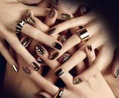 Latest Summer 2015 Nail Art Designs for Girls