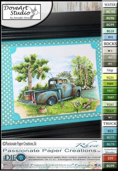 http://passionatepapercreations.blogspot.com/2015/05/rusty-old-truck.html