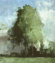 Stuart Shils Just a tree, beautifully painted Take his plein air painting workshop this summer 2014 at Cullowhee Mountain ARTS! http://www.cullowheemountainarts.org/2014-workshop-calendar#sthash.1BZTpumD.b7AwdSGM.dpbs