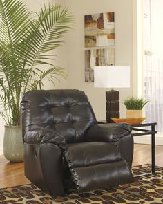 Alliston DuraBlend® Leather Recliner in 3 Colors