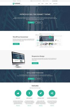 The biggest collection of HTML templates, WordPress and ecommerce themes, web graphics and elements online. TemplateMonster offers web design products developed by professionals from all over the world. Web Design Quotes, Web Design Trends, Ux Design, Layout Design, Design Blogs, Email Design, Website Layout, Web Layout, Photoshop