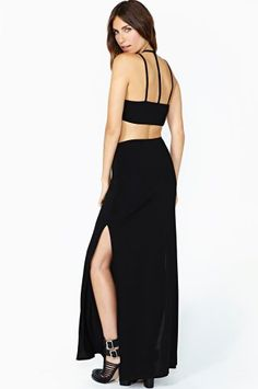 #nastygal.com             #night dress              #Night #Maxi #Dress       Night Air Maxi Dress                                http://www.seapai.com/product.aspx?PID=1410832
