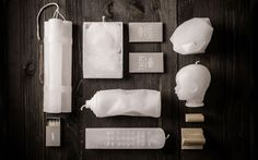 TROPE Candles by Roman Sviridov, via Behance