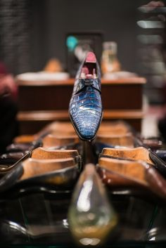 via Gaziano & Girling launches patina service - Permanent Style