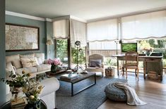 living room   Estudio Jardi