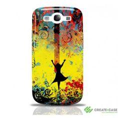 """Midnight Symphony"" - Artist Designed Samsung Galaxy s3 Case"