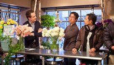 매튜 로빈스 플로리스트 이벤트 클래스 일본 유학 연수 두드림 | 두드림 유학
