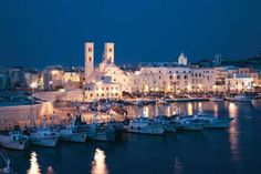 Molfetta, Italy is he town my parents came from before they moved to USA.