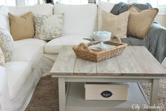 ~love this table~  Savvy Southern Style: My Favorite Room.....City Farmhouse