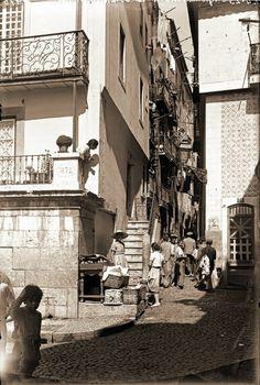 Lisboa de Antigamente: alfama