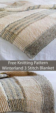 Easy Knitting Patterns, Knitting Stitches, Loom Knitting, Free Knitting, Knitting Projects, Baby Knitting, Stitch Patterns, Crochet Patterns, Sewing Patterns