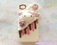 Hey, I found this really awesome Etsy listing at https://www.etsy.com/listing/159734279/kawaii-iphone-case-iphone-4-hello-kitty